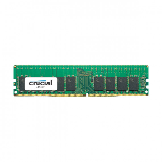 CRUCIAL DDR4 ECC REGISTERED 16 GO 2666 MHZ CL19 DUAL RANK X8