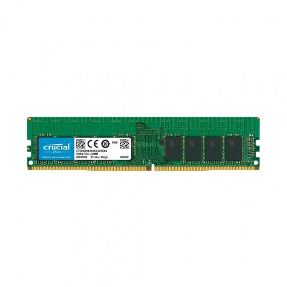 CRUCIAL DDR4 16 Go 2666 MHz CL19 Dual Rank X8