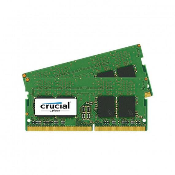 CRUCIAL SO-DIMM DDR4 8 Go (2 x 4 Go) 2666 MHz CL19 SR X8