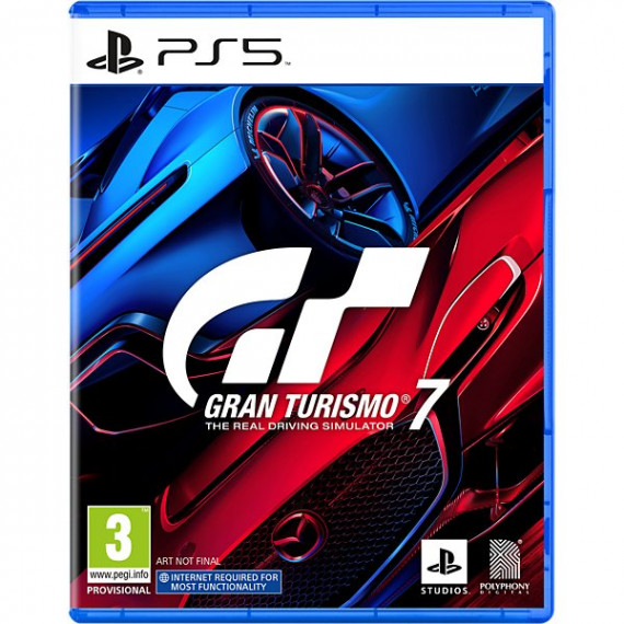 SONY Jeu PS5  Gran Turismo 7