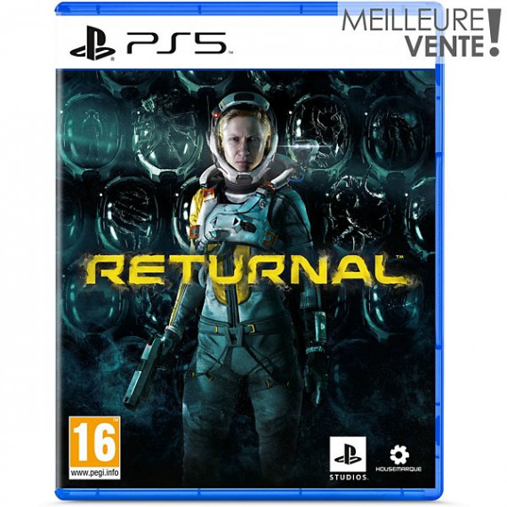 SONY Jeu PS5  Returnal
