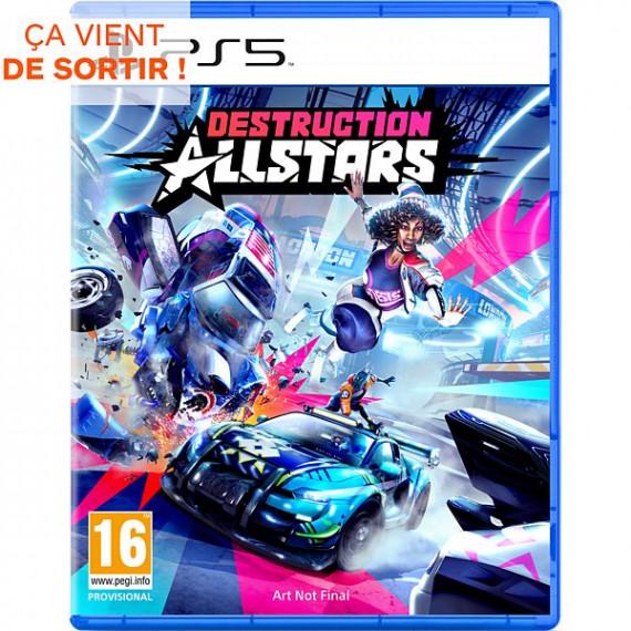 SONY Jeu PS5  Destruction AllStars