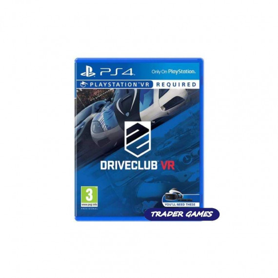 Sony Computer Entertainment Driveclub VR (PS VR)