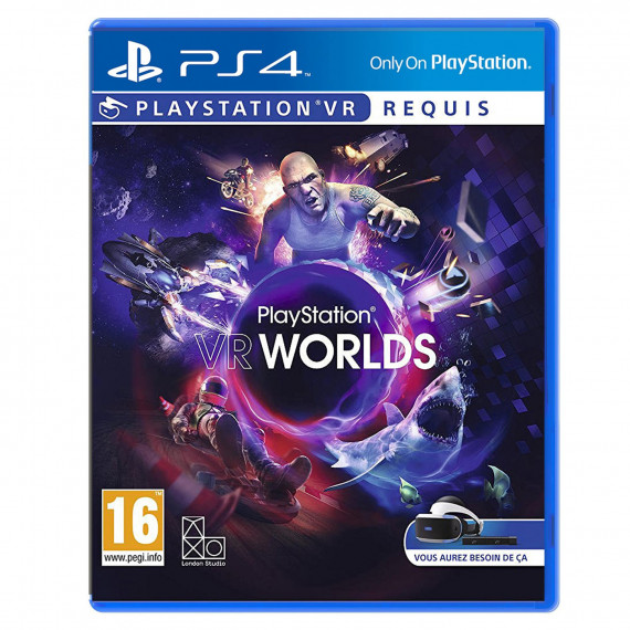 Sony Computer Entertainment PlayStation VR Worlds (PS VR)