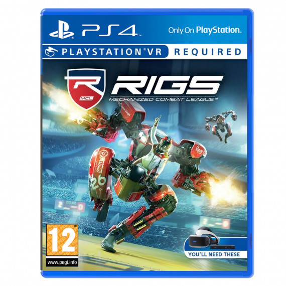 Sony Computer Entertainment RIGS Mechanized Combat League (PS VR)