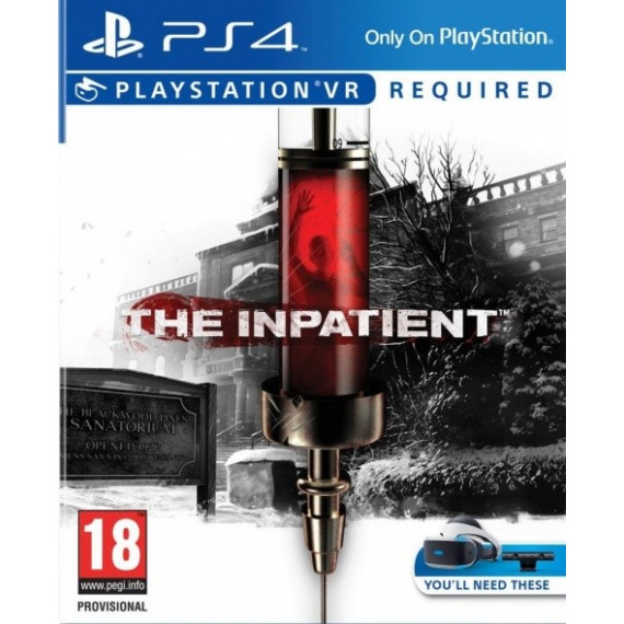 Sony Computer Entertainment The Inpatient (PS VR) (Pré-commande