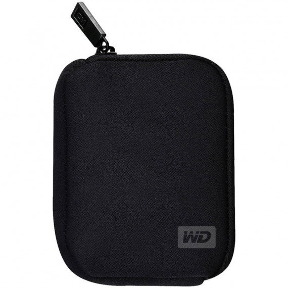 WESTERN DIGITAL My Passport Carrying Case Noir