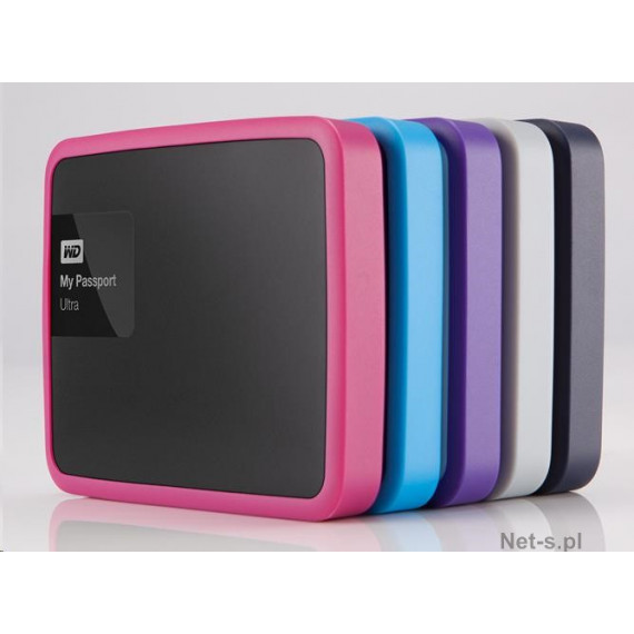 WESTERN DIGITAL PROTECTION GRIP PICASSO - Rose