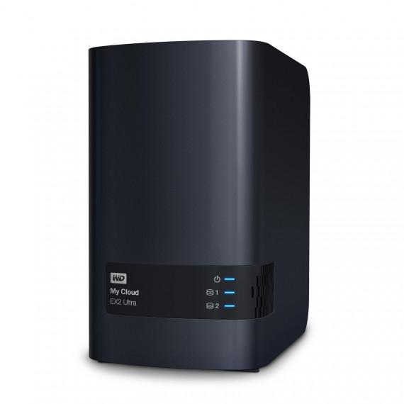 WESTERN DIGITAL 8TB My Cloud EX2 Ultra