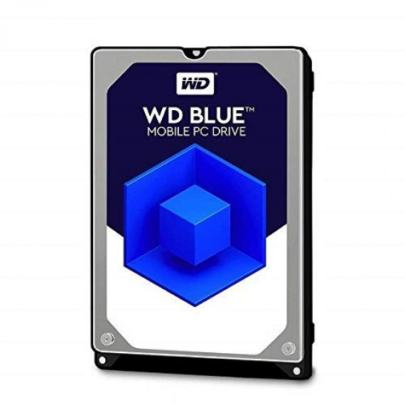 WESTERN DIGITAL WD Blue Mobile 500Go HDD SATA 6Gb/s 7mm WD Blue Mobile 500Go HDD 5400tpm SATA serial ATA 6Gb/s 128Mo cache 2.5p RoHS compliant intern Bulk