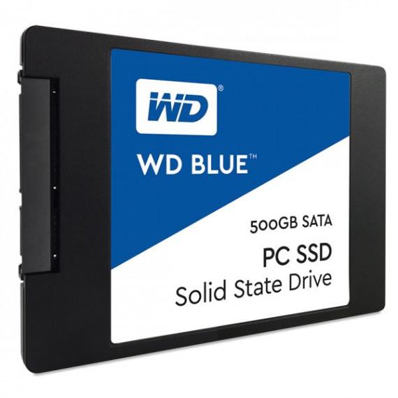 """SSD WD Blue 500 GB SATA 6 Gbit/s, 2,5"""""""