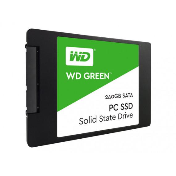 """SSD WD Green PC 240 GB SATA 6 Gb/s, 2,5"""""""