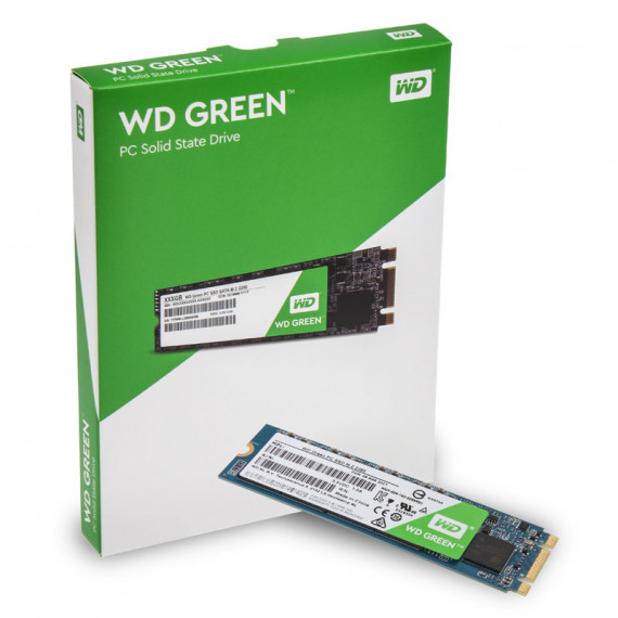 WESTERN DIGITAL Green PC 120 GB