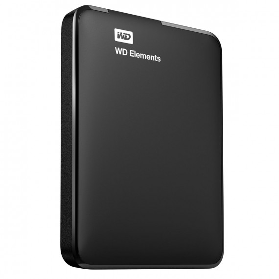 WESTERN DIGITAL Elements Portable 500 Go Noir (USB 3.0)
