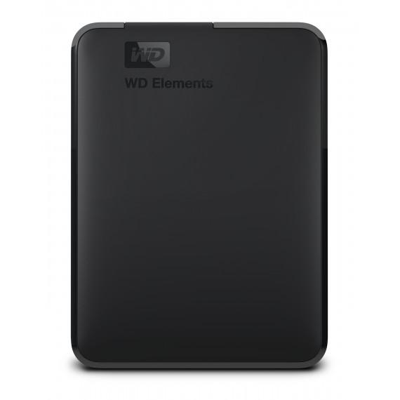 WESTERN DIGITAL ELEMENTS PORTABLE 1.5TB Noir
