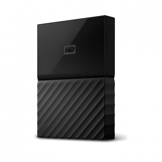 WESTERN DIGITAL WD My Passport Thin 2 To Noir (USB 3.0)