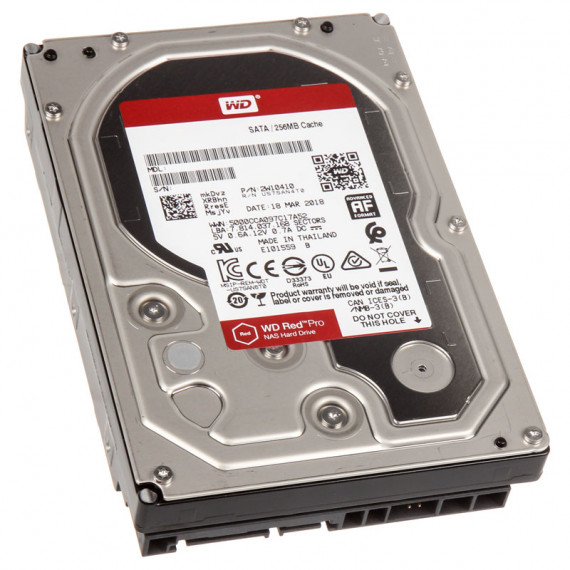 WESTERN DIGITAL Red Pro  SATA 6G  7200 U / min  3 5 pouces - 8 To