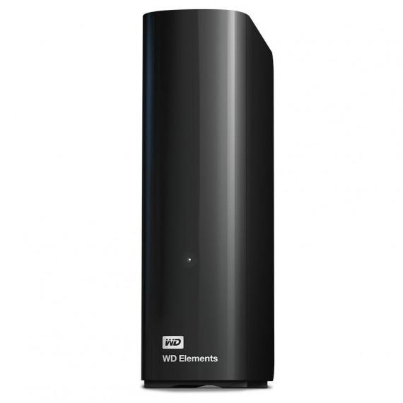WESTERN DIGITAL WD Elements Desktop WDBWLG0060HBK