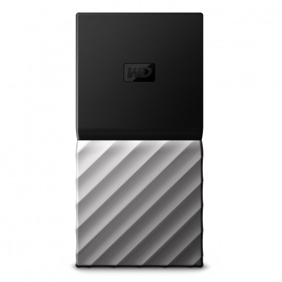 WESTERN DIGITAL WD My Passport SSD 512 Go USB 3.1 (WDBKVX5120PSL)