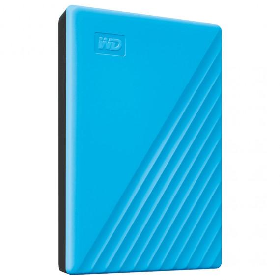 WESTERN DIGITAL HDD EXT My Passport 2Tb Blue Worldwide