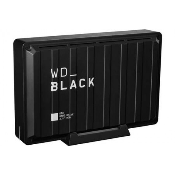 WESTERN DIGITAL WD BLACK D10 GAME DRIVE 8To BLACK WD BLACK D10 GAME DRIVE 8To BLACK USB 3.2 3.5p Black RTL