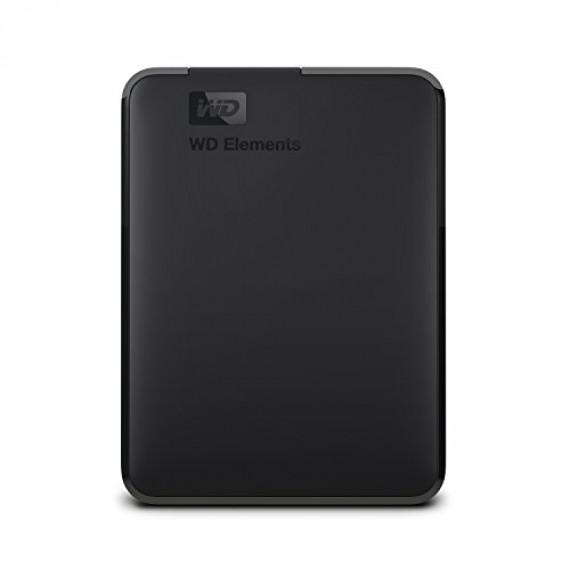 WESTERN DIGITAL HDD EXT Elements Portable 5TB Black
