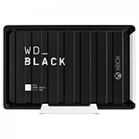 WESTERN DIGITAL WD BLACK D10 GAME DRIVE FOR XBOX 12To WD BLACK D10 GAME DRIVE FOR XBOX 12To USB 3.2 3.5p Black RTL