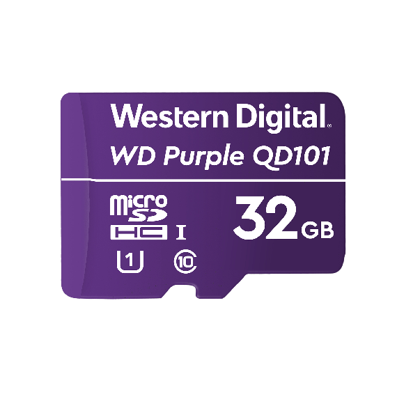 WESTERN DIGITAL WD Purple SC QD101 WDD128G1P0C