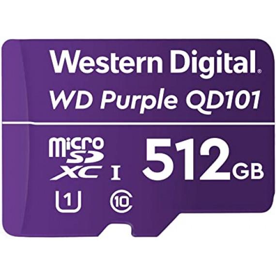 WESTERN DIGITAL WD Purple SC QD101 WDD512G1P0C