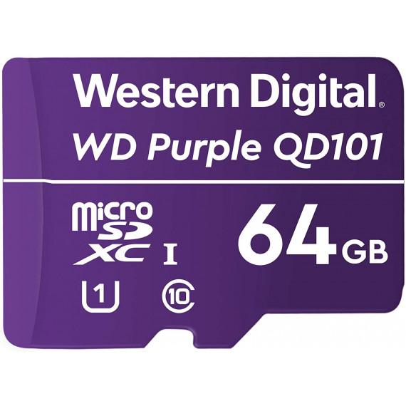 WESTERN DIGITAL WD Purple SC QD101 WDD064G1P0C