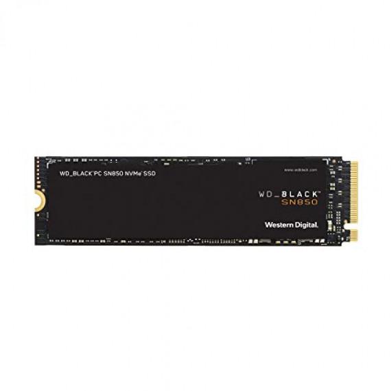 WESTERN DIGITAL SSD WD Black SN850 500 Go