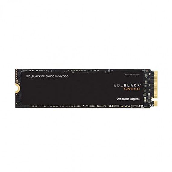 WESTERN DIGITAL SSD WD Black SN850 2 To