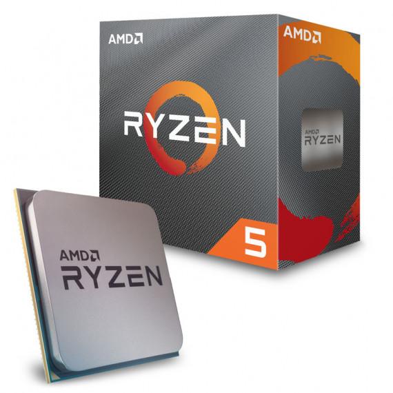 AMD Ryzen 5 3600 Wraith Spire (3.6 GHz / 4.2 GHz)