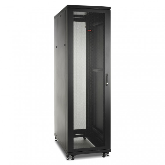 APC NetShelter SV 42U  600mm x 1060mm  NetShelter SV 42U 600mm Wide x 1060mm Deep Enclosure with Sides Black