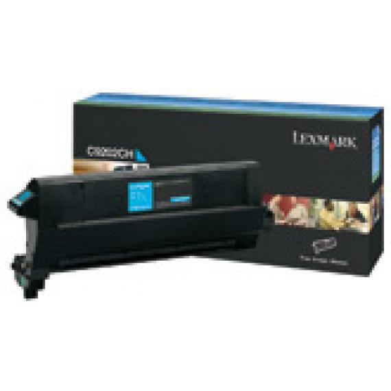 LEXMARK Toner cyan 14000pages  C920 cartouche de toner cyan capacite standard 14.000 pages pack de 1