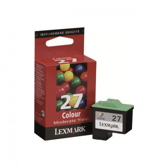LEXMARK Lexmark Cartridge No. 27