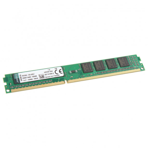 KINGSTON ValueRAM - 4 Go (1 x 4 Go) - DDR3 SDRAM - 1600 MHz
