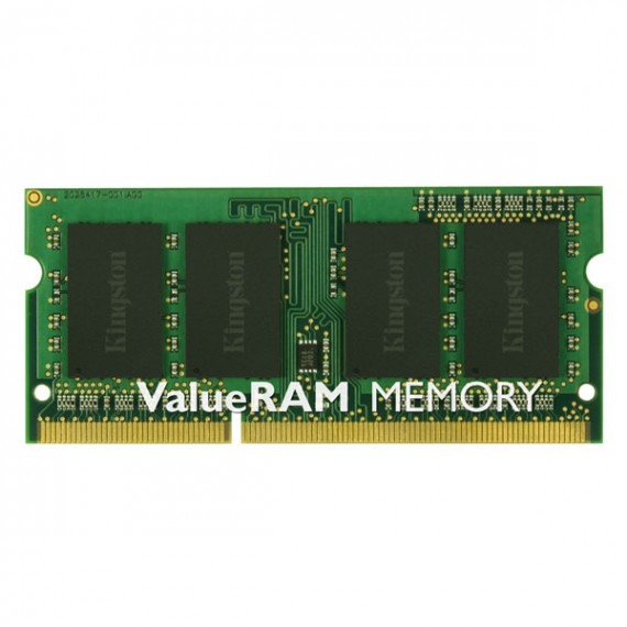KINGSTON ValueRAM SO-DIMM 4 Go DDR3 1600 MHz CL11 SR X8