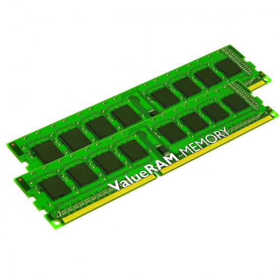 KINGSTON DIMM 8 GB DDR3-1333 Kit KVR13N9S8K2/8