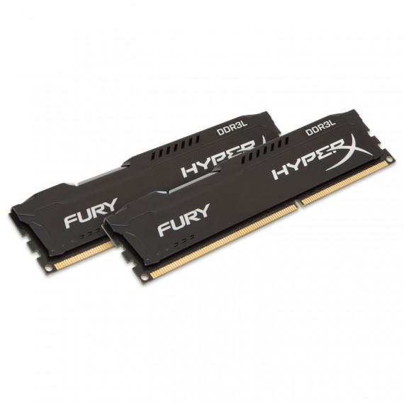 HyperX HyperX Fury 16 Go (2 x 8 Go) DDR3L 1600 MHz CL10