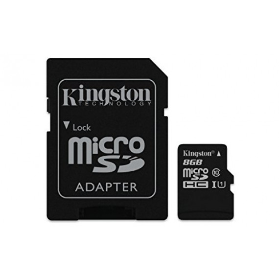 KINGSTON 8 GB Industrial SP microSDHC