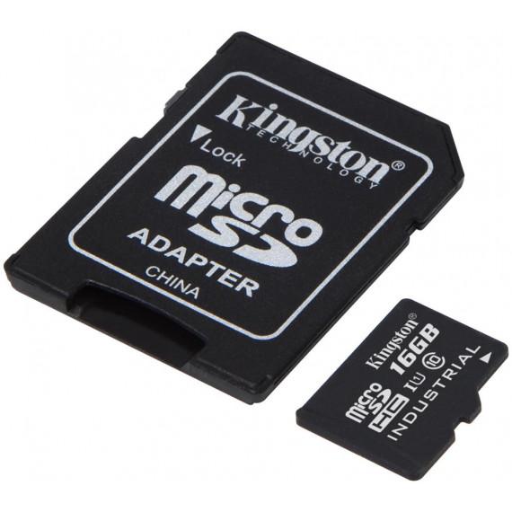 KINGSTON 16 GB Industrial SP microSDHC