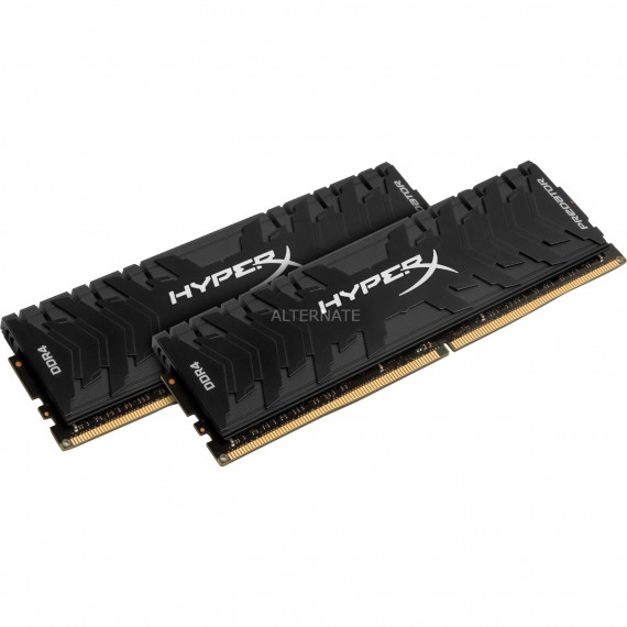 HyperX DIMM 16 GB DDR4-2666 Kit