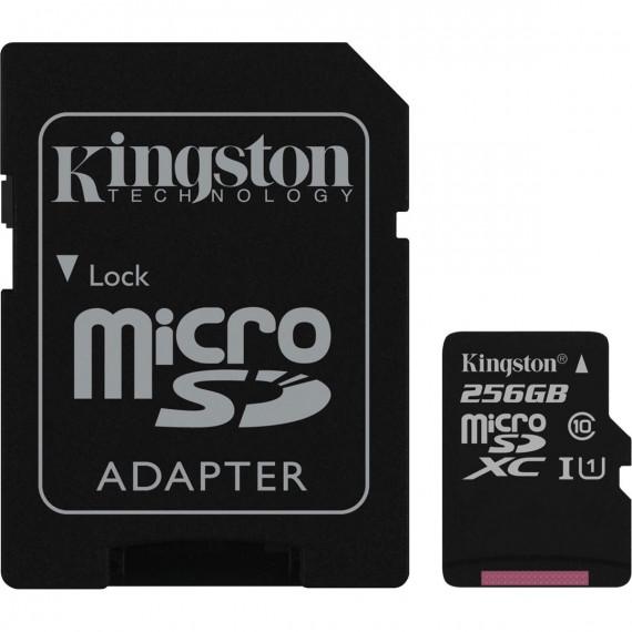 KINGSTON Canvas Select SDCS/256GB