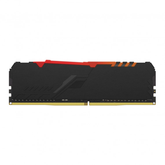 KINGSTON 8GB 2400MHz DDR4 CL15 DIMM 1Rx8  8GB 2400MHz DDR4 CL15 DIMM 1Rx8 HyperX FURY RGB