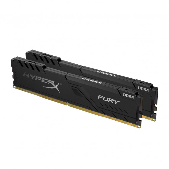 HyperX Fury 8 Go (2 x 4 Go) DDR4 3200 MHz CL16