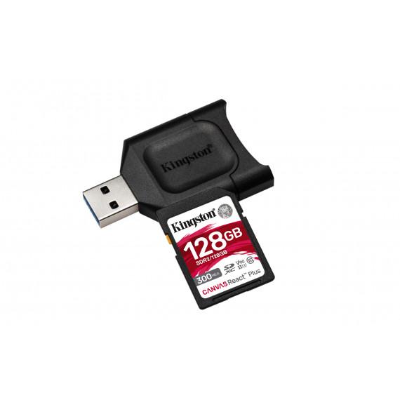 KINGSTON Canvas React Plus SDCR2/128GB