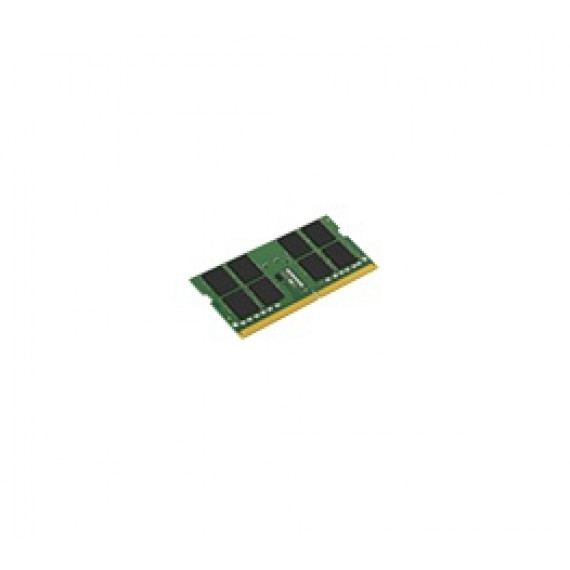 "KINGSTON 32Go 3200MHz DDR4 CL22 SODIMM  32Go 3200MHz DDR4 Non-ECC CL22 SODIMM 2Rx8   -  32"""