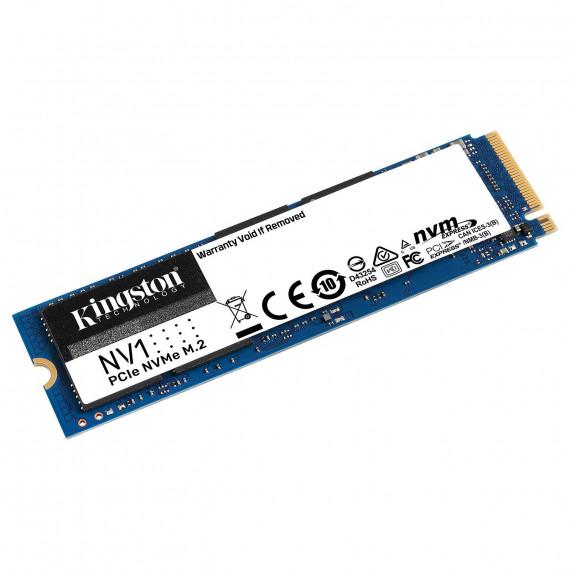 KINGSTON NV1 500Go M.2 2280 NVMe SSD  NV1 500Go M.2 2280 NVMe SSD