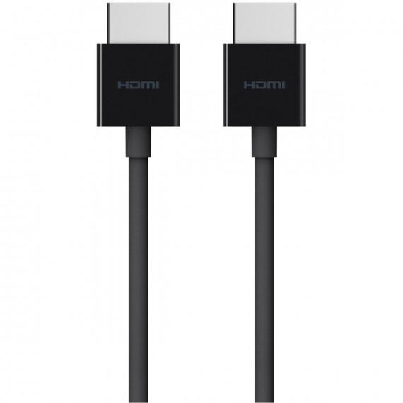 BELKIN Câble HDMI UltraHD 2 mètres (AV10168BT2M-BLK)